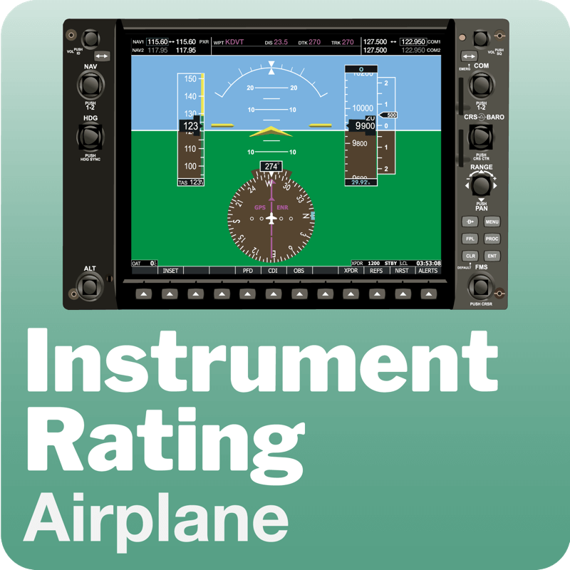 Instrument Rating Ground School